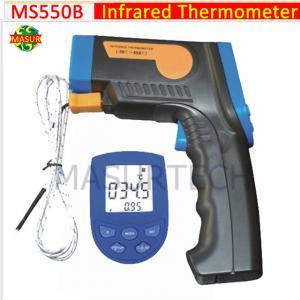Pocket Digital IR Point Laser Thermometer MS550B
