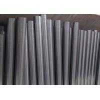 Wholesale Stainless Steel Mesh Filters With 10S Profile Wire / 75 Micron Wire Wrapped Screen from china suppliers
