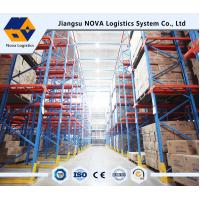 Wholesale Heavy Duty Drive In Pallet Racking System 2400*800*3000mm Size Can Be Customized from china suppliers