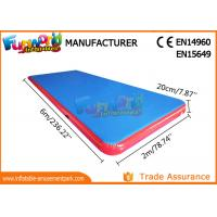 Buy cheap Inflatable Air Track For Gym Air Track Inflatable Air Tumble Inflatable Sports from wholesalers