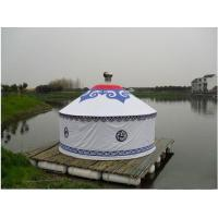 Anti - Ultraviolet Mongolian Yurt TentWith Thickening Acupuncture Cotton