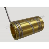Professional Copper Hot Runner Heaters Coil 1000mm Lead Wire Length
