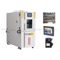 CE Certified Temperature Humidity Test Chamber , Thermal Cycling Chamber 0.01℃ Indication Resolution