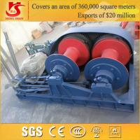 Marine winch Fast and slow Speed Wire Rope electric cable winch
