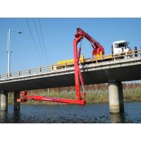 China 16m Bucket under  Bridge Access Equipment  Bridge Inspection units DONGFENG chassis  6 × 4 drive mode wholesale