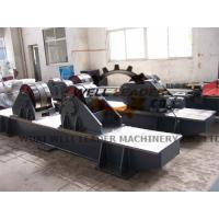 Quality Polishing Heavy Duty Pipe Rollers Stepless variable speeds 160 Ton Loading Capacity for sale
