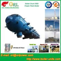 China Once Through Electrical Water Boiler Dryer Drum Carbon Steel SA516 GR70 wholesale