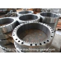 CNC Machining Forged Carbon Seel Inner Gear Hub For Engine Starter