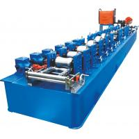 China Trapped Round Steel Pipe Making Machine With Thicnkness 0.8~1.5mm wholesale