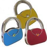 Purse Handbag Shaped Leather Foldable Handbag Hanger/ Purse Hanger/ Handbager Hook/ Purse Hook/ Purse Holder