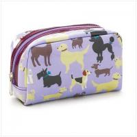 Wholesale Polyester black toiletries bag from china suppliers
