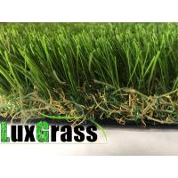 China Holland  Thilon Garden Landscape  Artificial Grass Plastic extruding fate grass wholesale