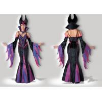 Wholesale Women'S Witch Cosplay Halloween Adult Costumes Dress  Clubwear from china suppliers