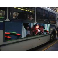 China Outdoor SMD LED Bus Display Led Advertising Signs wholesale