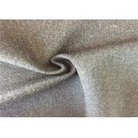 Wholesale Modern Designer Wool Blend Coat Fabric , Wool Fabric 600g/M from china suppliers