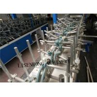 Horizontal PUR Laminating Machine , Foil Wrapping Machine Wood Line Base Material