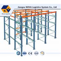 Wholesale Workshop Storage Drive In Rack With Powder Coating High Stable from china suppliers