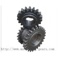 China Standard Industrial DuplexChain Sprocket Wheels For Double Roller Chain wholesale