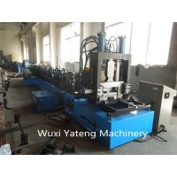 China 15KW Energy Saving Metal Roofing Forming Machine , Roof Panel Machine With Yaskawa Inverter wholesale