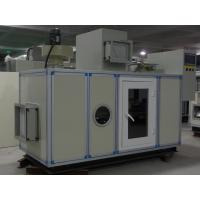 Quality Fully Automatic Silica Gel Dehumidifier , Industrial Desiccant Air Dryer 21.04kw for sale