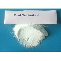 Wholesale Muscle Growth Testosterone Anabolic Steroid Oral Turinabol Powder 4 Chlorodehydromethyltestosterone from china suppliers