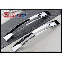 Wholesale Square Zinc Bedroom Furniture Handles 128mm Chrome Hollow Shape ISO Approved Furniture Handles from china suppliers