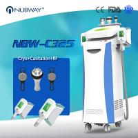 80% clinic used Promotion 5 handles (Crolipolisis+RF+vacuum+cavitation) CoolSculpting fat freeze machine for weight loss