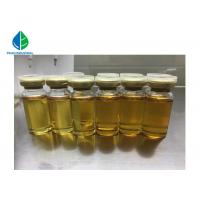 Wholesale Injectable Anabolic Steroids Yellow Color Oil Deca 300 / Nandrolone Deca from china suppliers