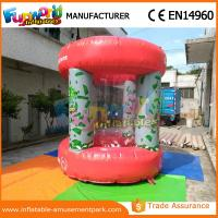 Wholesale Advertisng Inflatable Money Machine / Inflatable Crash Cube for Promotion from china suppliers