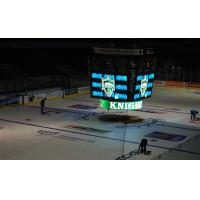Buy cheap P10 Full Color SD Stadium Led Screen IP65 , Soft Led Screen with Alumium 960*960mm Cabinet from wholesalers