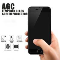Ultra Clear Anti Fingerprint Iphone 7 Glass Screen ProtectorBubble Free Installation