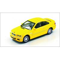 1:43 Diecast Mini Custom Scale Model Cars Alloy BMW M3 C4308 for HO Train Layout