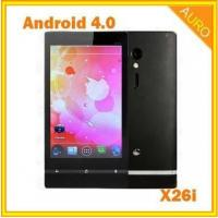 """X26i 4.0"""" Capacitive Screen Android 4.0 GPS Wifi Mobile Phone"""