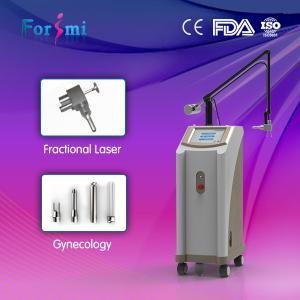 skin resurfacing best anti wrinkle rejuvenating fractional co2 laser treatment machine