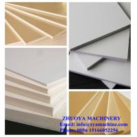 Wholesale PVC WPC Waterproof Kitchen/Bathroom Cabinet Panel Production Line from china suppliers