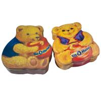 Cartoon Tin Candy Containers