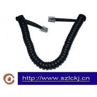 Wholesale Indoor Telephone Handset Coil cable ( flat cable) from china suppliers