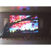 China High Definition Customized Full Color Outdoor Led Screens Easy Installation wholesale