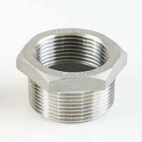 Wholesale High quality stainless steel Hex Bushing Hot sale ss316 ss304 ss201 from china suppliers