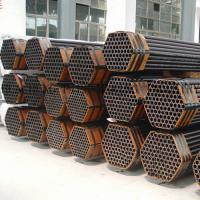 Wholesale Painting Black Seamless Alloy Steel Tube Hot-expanded for Heat-exchanger Tubes from china suppliers