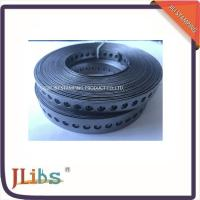 Wholesale Wood  Plumbers Tape Metal Punched Perforated Metal Strap / Steel Fixing Band from china suppliers