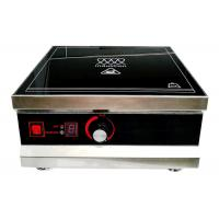 Easy Clean Temperature Control Induction Cooktop, Countertop Induction Burner