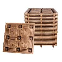 Wholesale weedtree wooden euro pallet pallet rack with good quality and competitive price from china suppliers