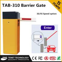 Wholesale Best Price For AC220V Heavy Duty Auto Car Park Barriers For Vehicle Control System from china suppliers