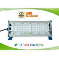 Buy cheap Linear design IP65 50w LED warehouse rack lighting, CRI over 80Ra from wholesalers
