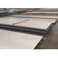 Wholesale 4MM Hairline 201 Hot Rolled Stainless Steel Sheet For Construction Engineering from china suppliers
