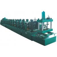 Galvanized Steel Sheet 2 Wave Guard Rails Roll Forming Machine for Curvinging Highway