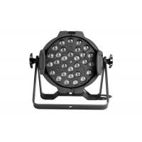 36 * 3 Watt LED Par Zoom / LED Wall Wash Stage Light with Die Cast Aluminum Housing
