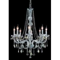 Wholesale 2012 modern style hot sell crystal pendant light RM1040-6 from china suppliers