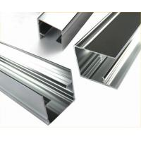 Wholesale Length Customized Polished Aluminium Profile Extrusion For Doors / Windows from china suppliers